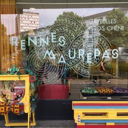La Maison du projet urbain de Maurepas I Rennes