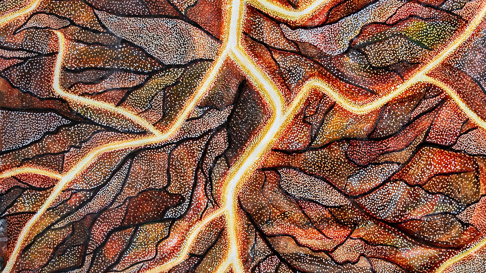 Guwiyang the Lightening Fire Tree