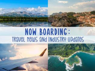 New Nonstop Flights to Hawaii and Croatia & Update on Alaska Cruise Season