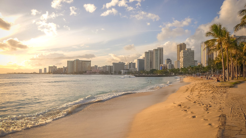 Hawaiian & Ensenada Christmas Cruise