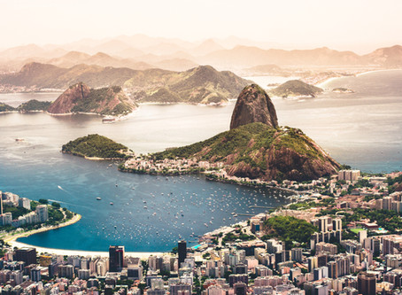 Traveling to Brazil is about to get a lot easier