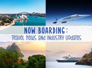 MSC Europa, Spain Re-Opening, Supersonic Jets & Tahiti Travel Requirements