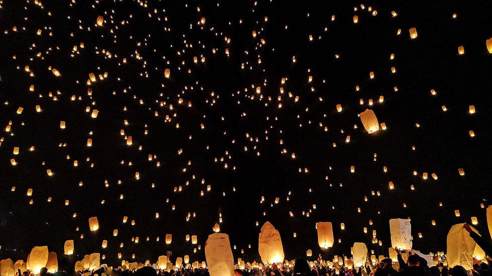 Yi Peng Floating Lantern Festival Guided Tour