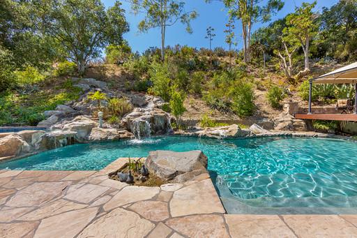 The Incredible Pool and Waterfall