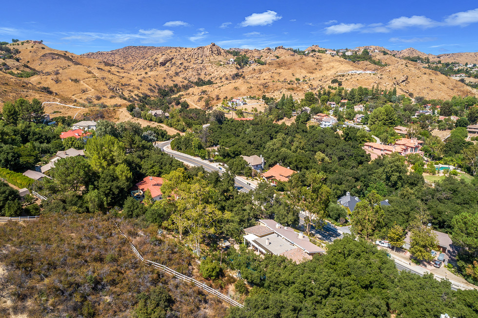 The Beautiful Hills of Bell Canyon