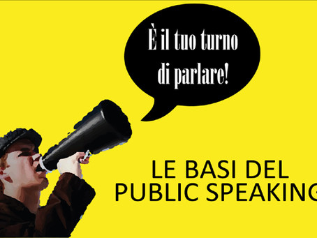Corso gratuito di Public Speaking