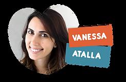 Vanessa Atalla palestrante
