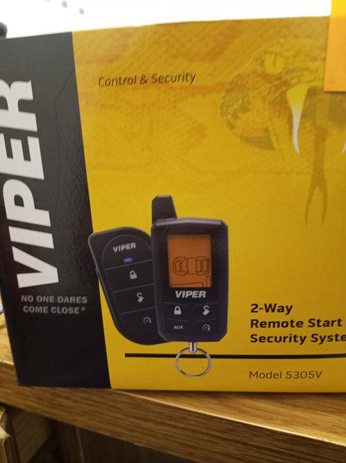 2way remote start security Viper System