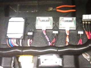 SOME OF ARE INSTALLS