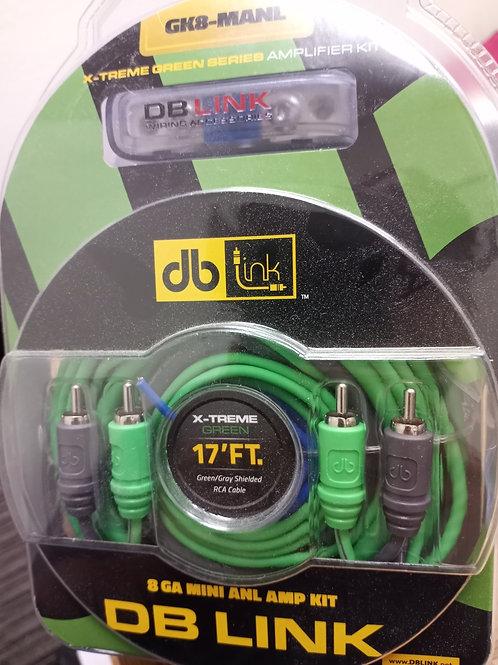 8 gauge amp kit DB Link