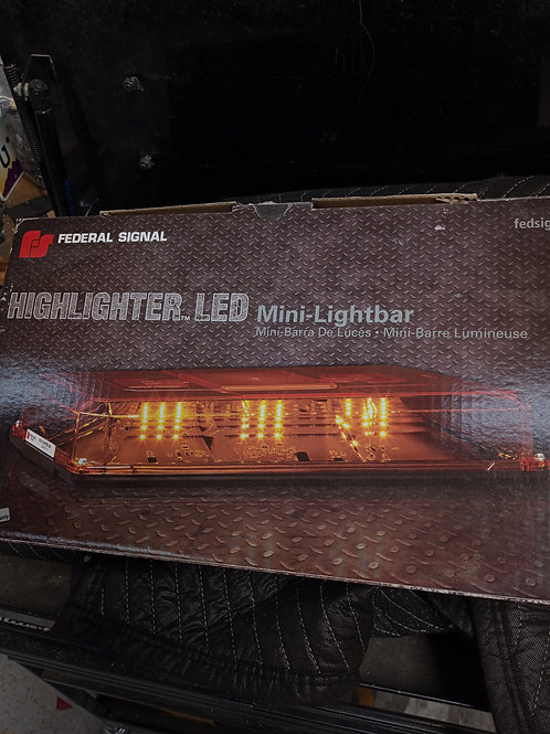 Federal signal Mini highlighter