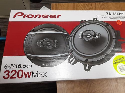 3 way speaker Pioneer TS-A1670F