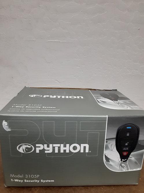 BASIC ALARM PYTHON 3105P