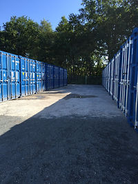 conteneur de stockage à cestas pour le rangement des meubles lors de votre demenagement