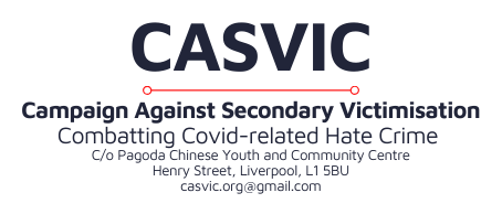 CASVIC launches a national hate crime survey for East and Southeast Asians