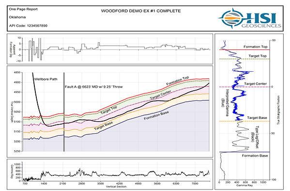 Quick Report for WOODFORD DEMO EX #1 COM