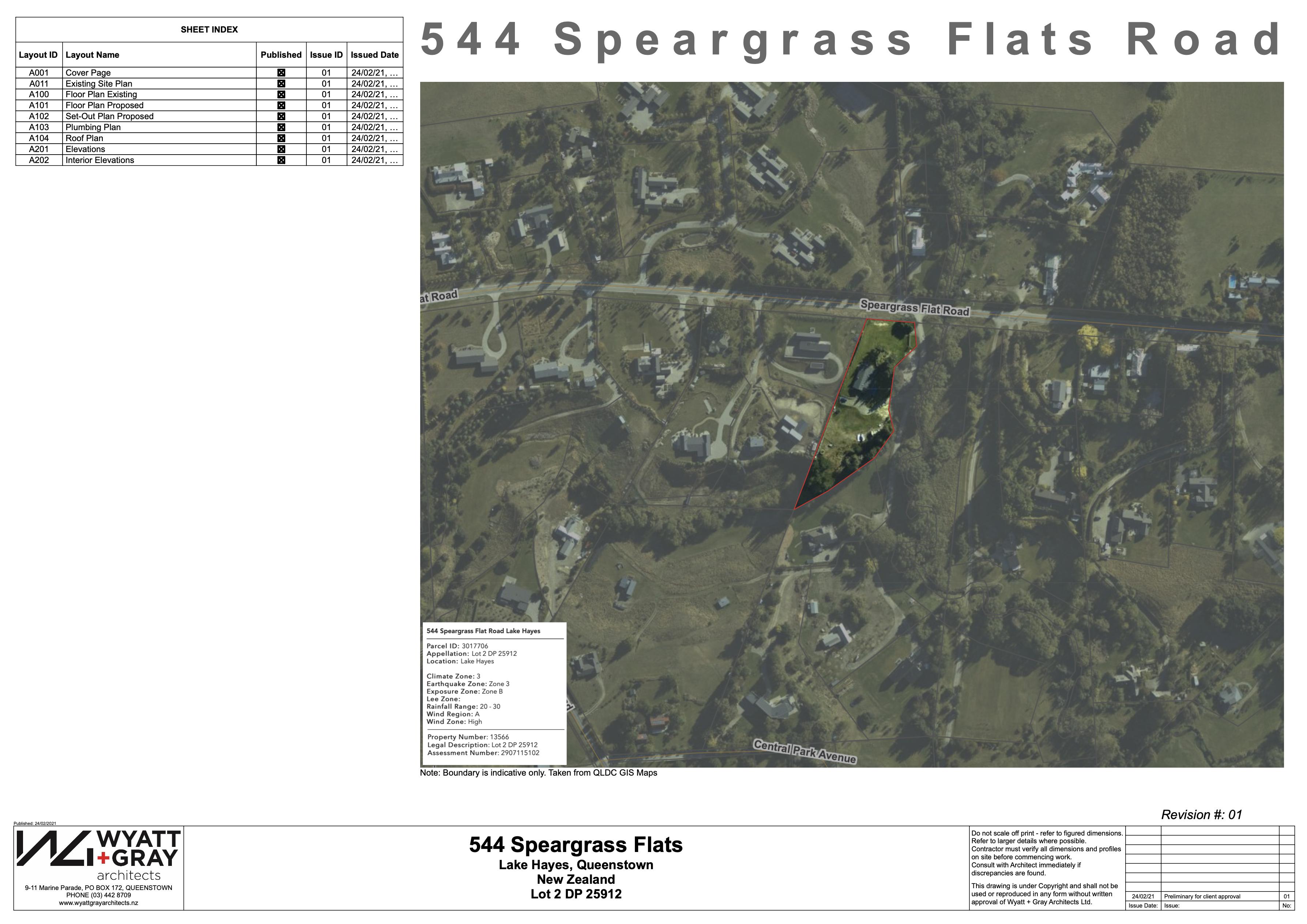 Speargrass Renovation