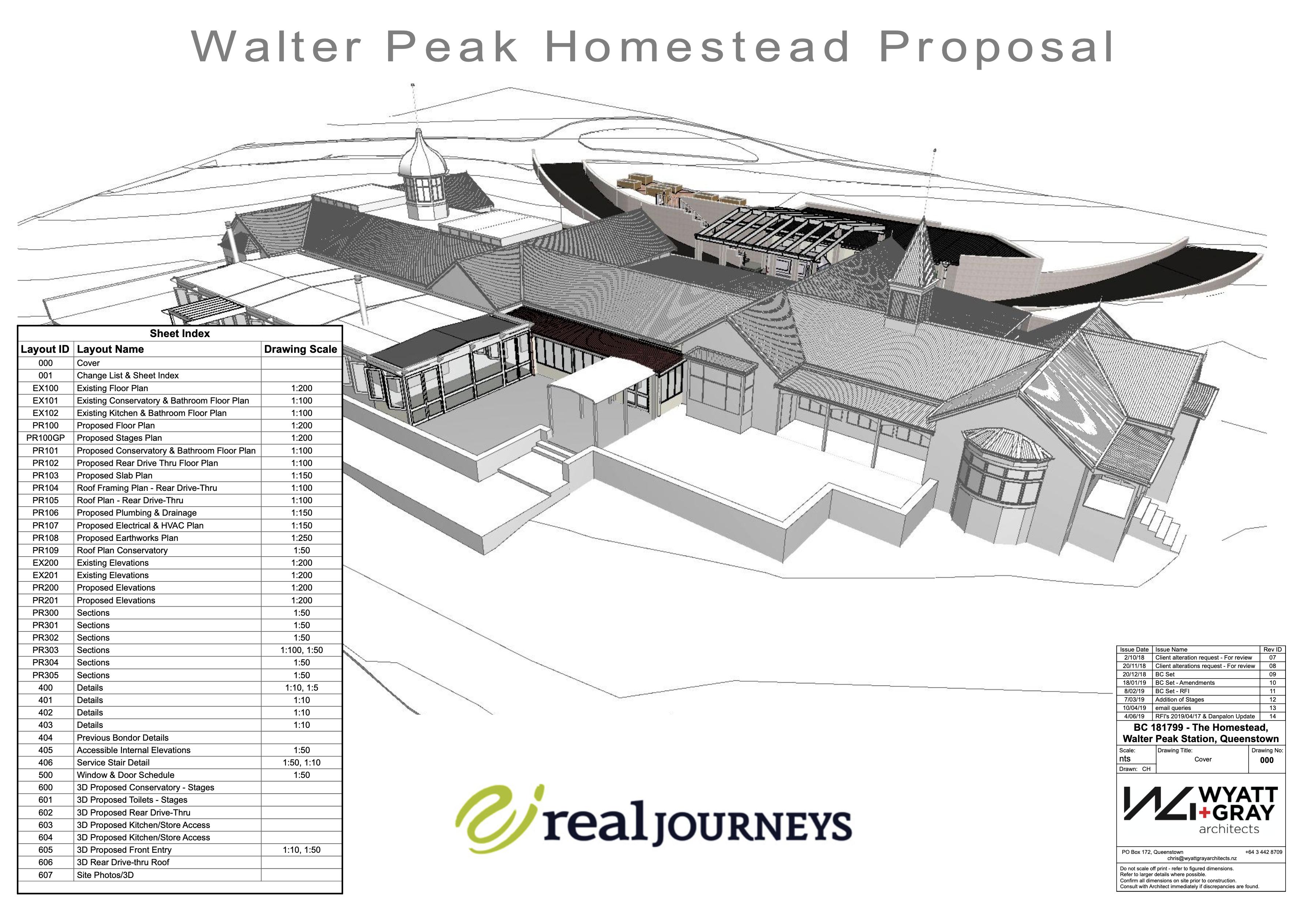 Walter Peak Station Homestead