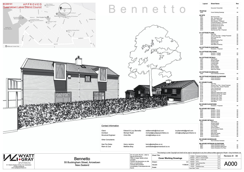 Bennetto Arrowtown