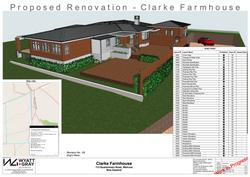 Clarke Farmhouse - WIP Set