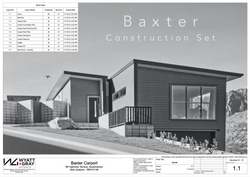 Baxter Carport