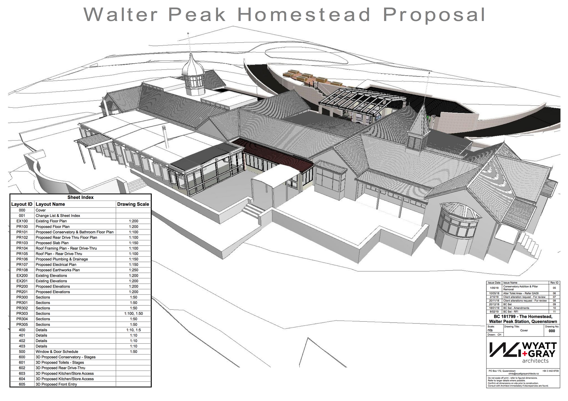 Walter Peak Station Homestead Cover