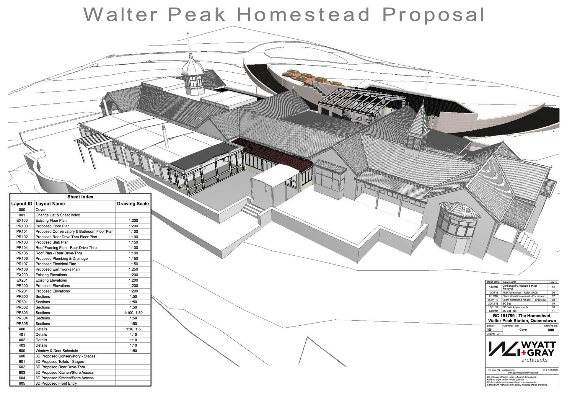 Walter Peak Station Homestead Cover
