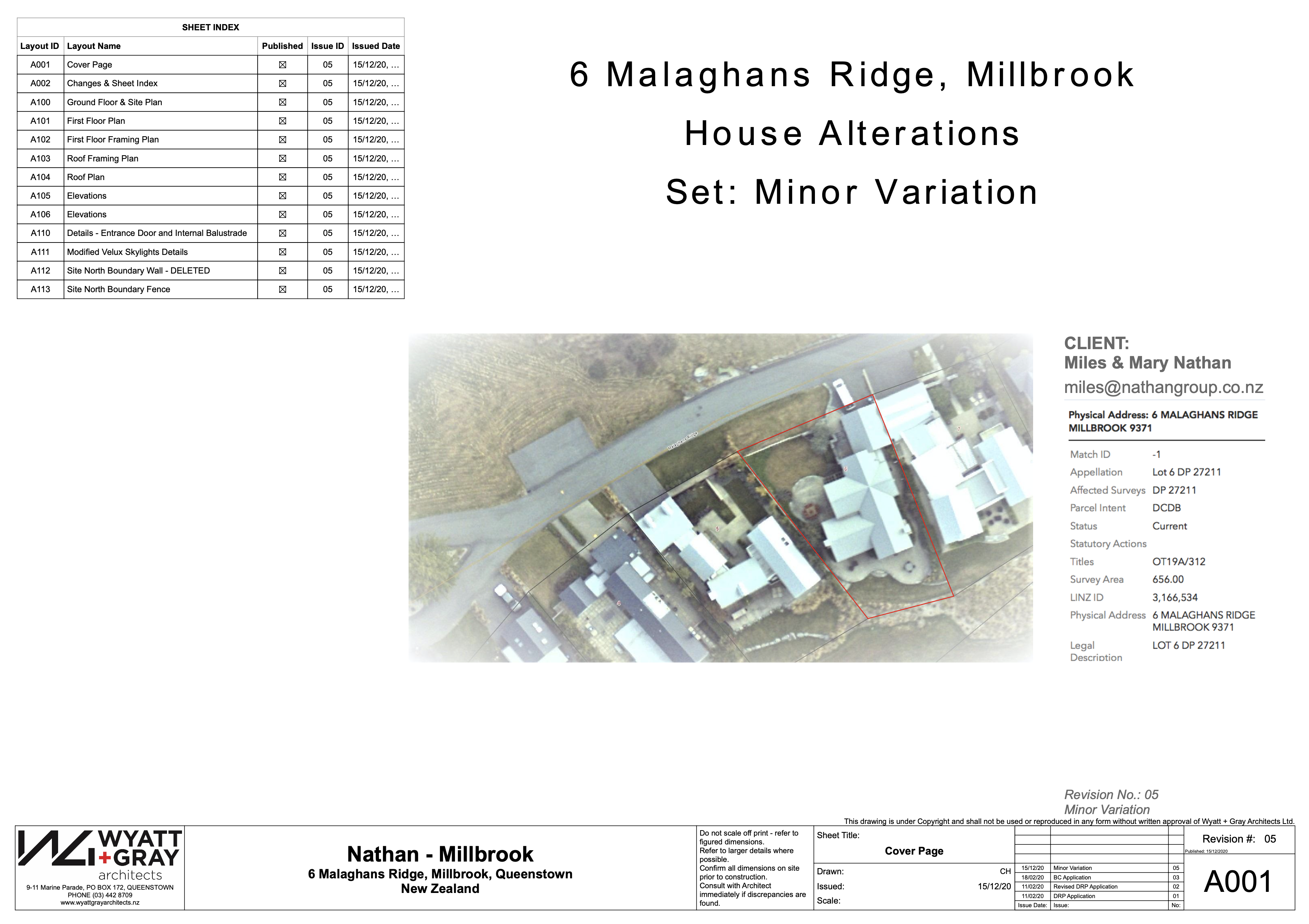 Nathan - Millbrook Alterations