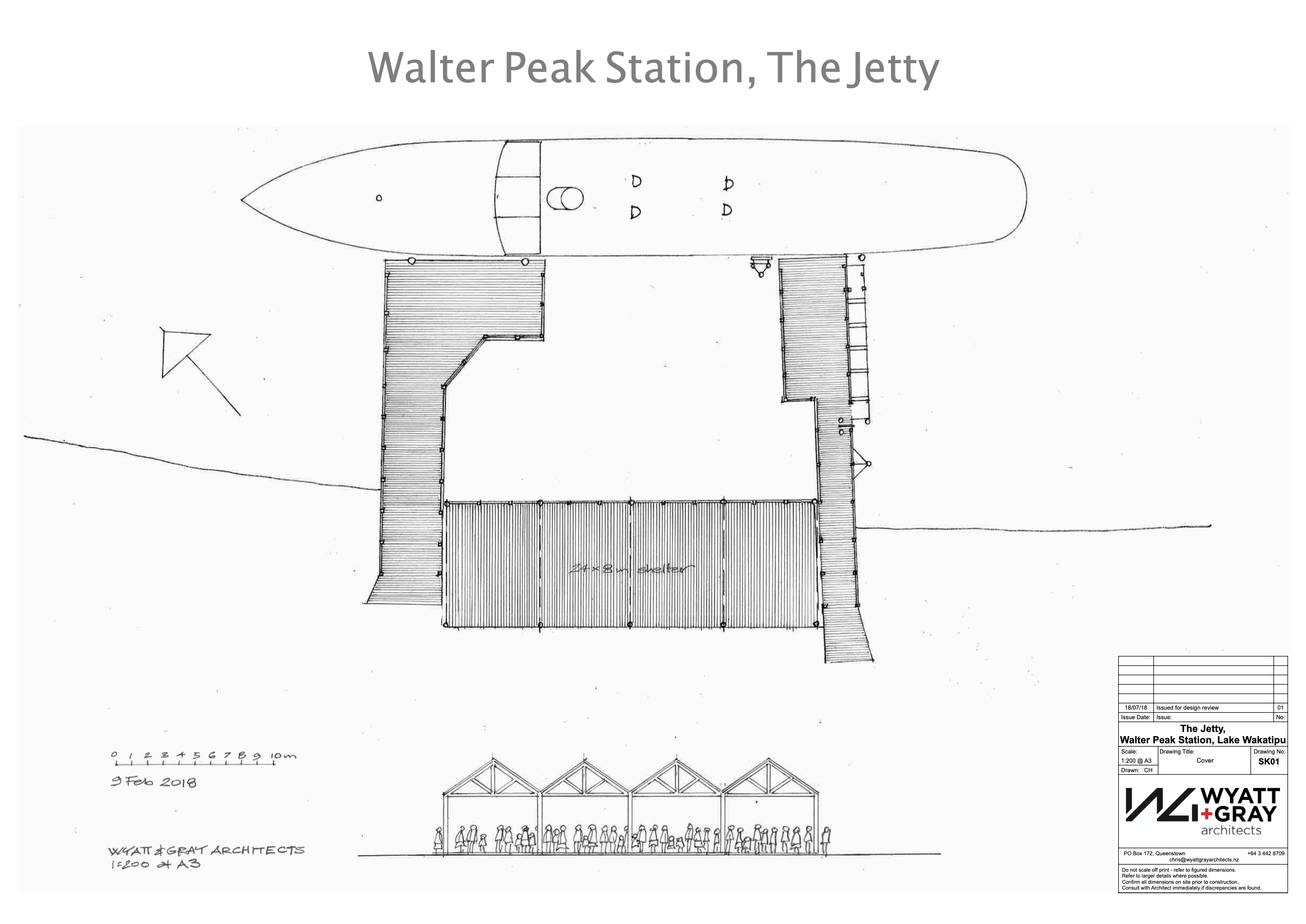 WPS Jetty Proposal
