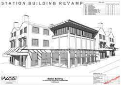 Station Building Revamp