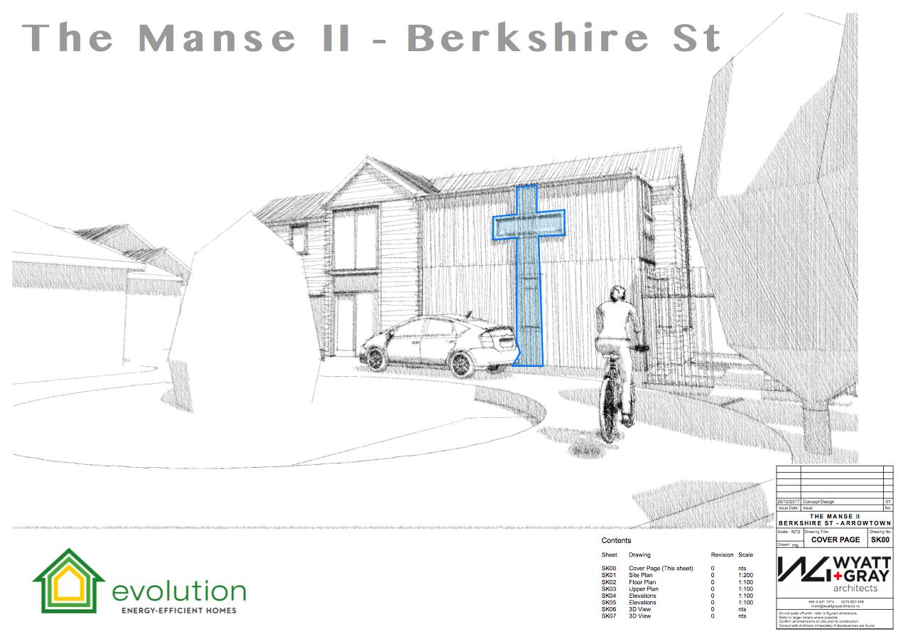 Manse - Arrowtown Planning