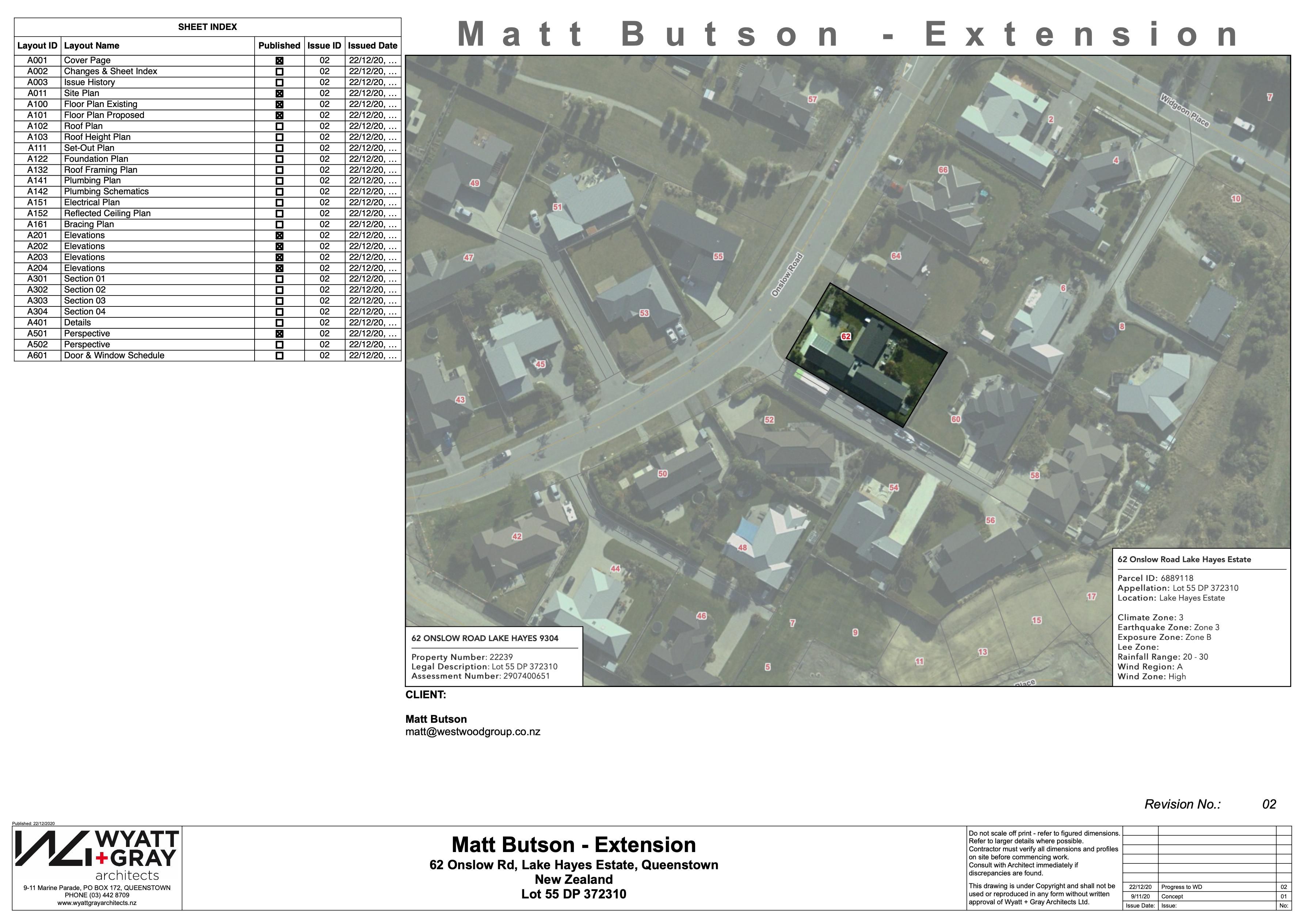 Matt Butson Ext