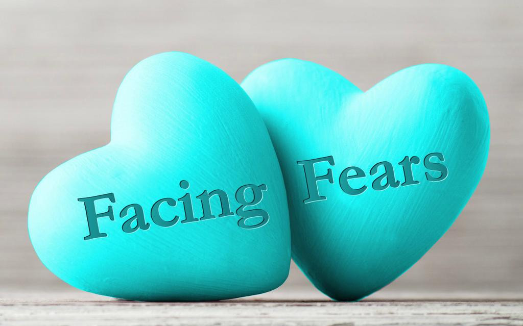 Facing Down Fear - Hope For The New Year