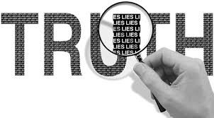The Lies We Believe And The Truths We Ignore