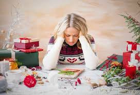 Mental Illness, Stress and the Holidays
