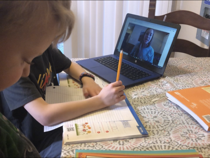 Clothing Required - And Other Remote Learning Tips For Parents