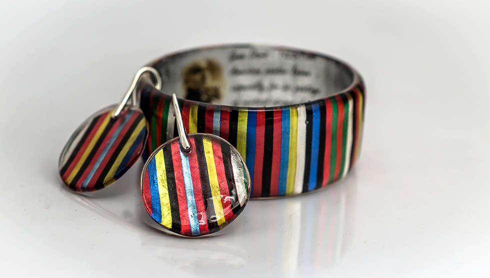 Stripes Resin Set by PAGANE uniques