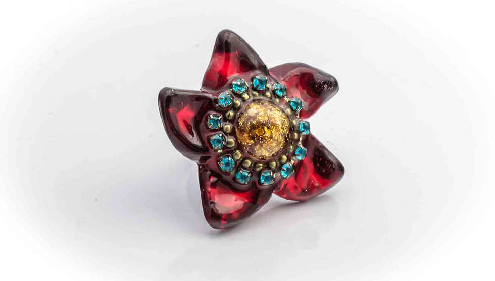 Rings Resin by PAGANE uniques Design (26