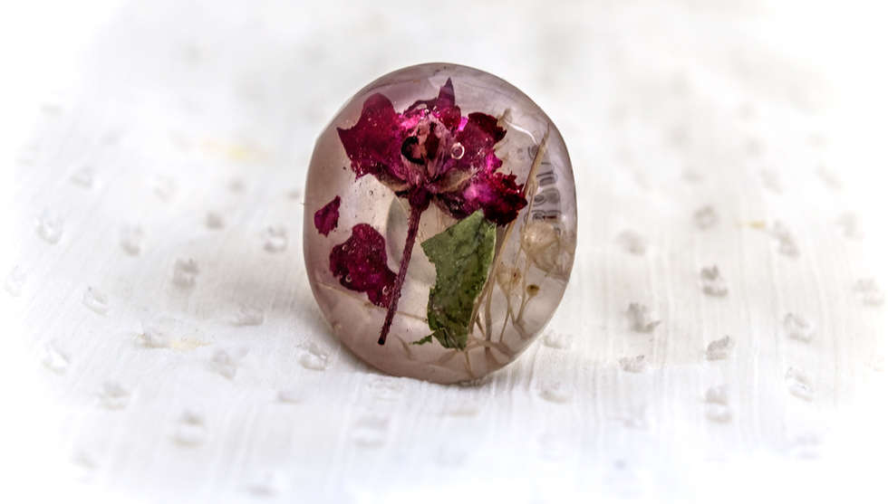 Rings Resin by PAGANE uniques Design (34