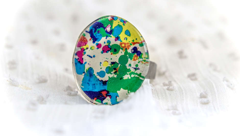 Rings Resin by PAGANE uniques Design (38