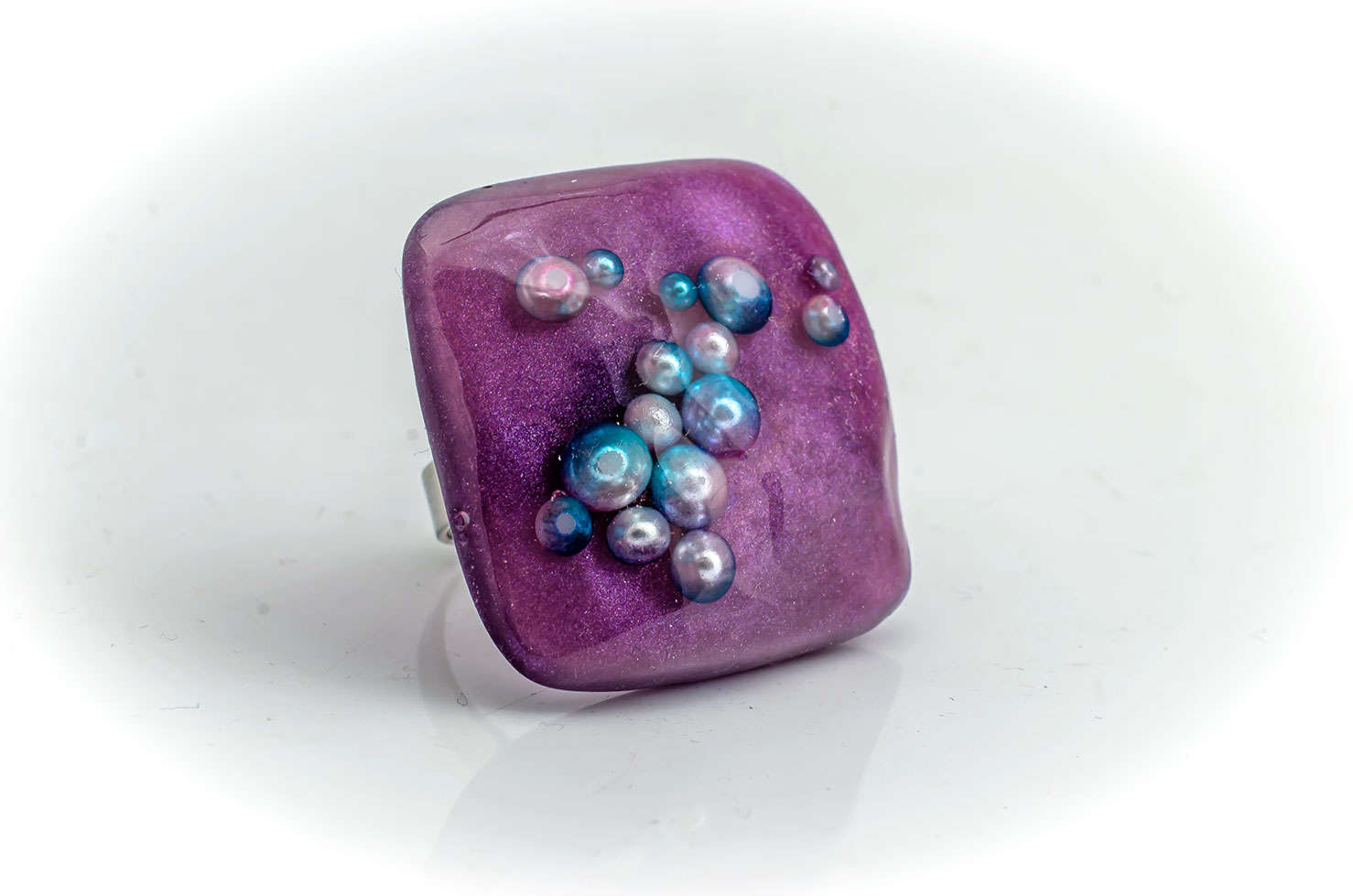 Rings Resin by PAGANE uniques Design (22