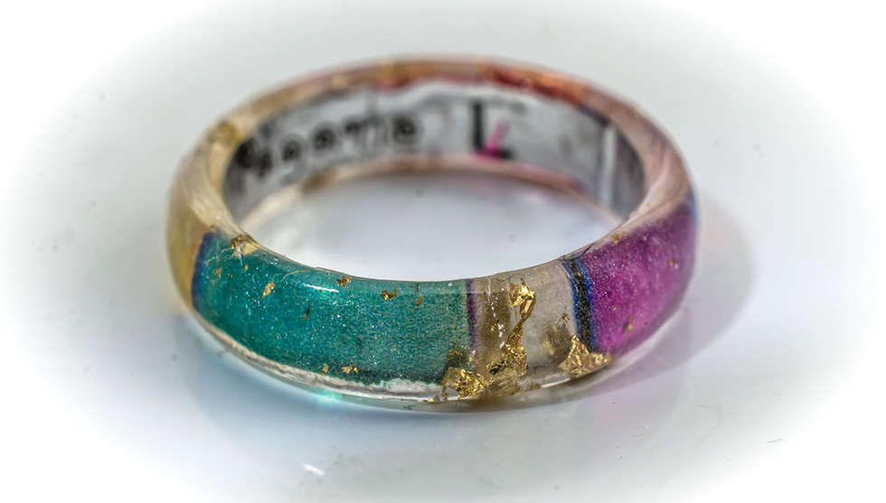 Rings Resin by PAGANE uniques Design (14