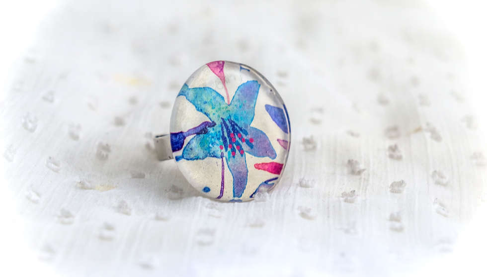 Rings Resin by PAGANE uniques Design (35