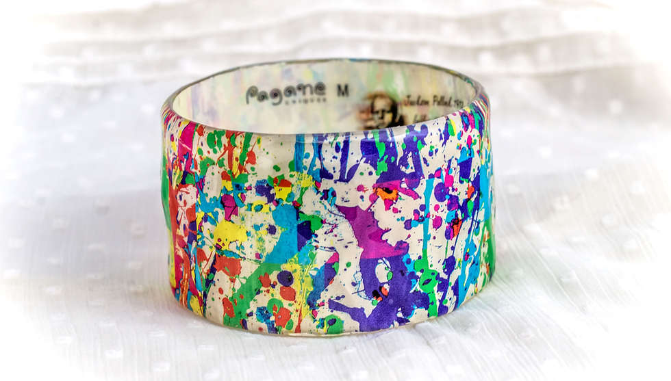 High Resin Bangle By PAGANE uniques (11)