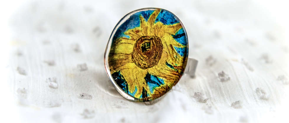 Rings Resin by PAGANE uniques Design (39