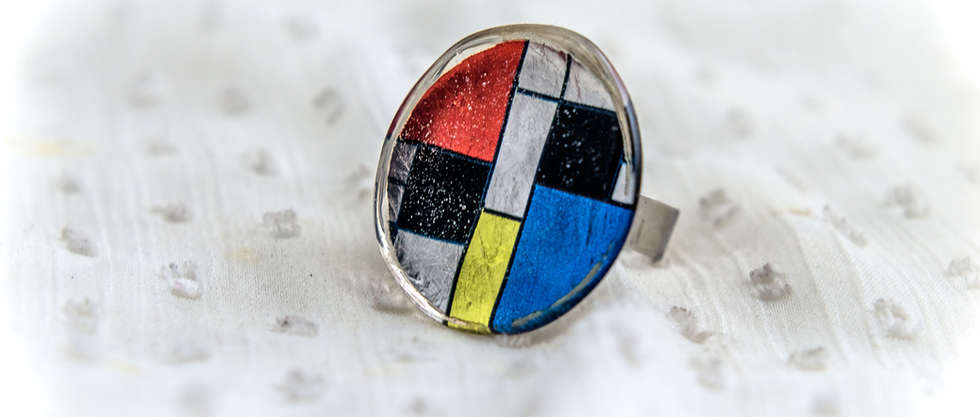 Rings Resin by PAGANE uniques Design (40