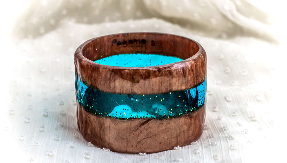 High Resin Bangle By PAGANE uniques (27)