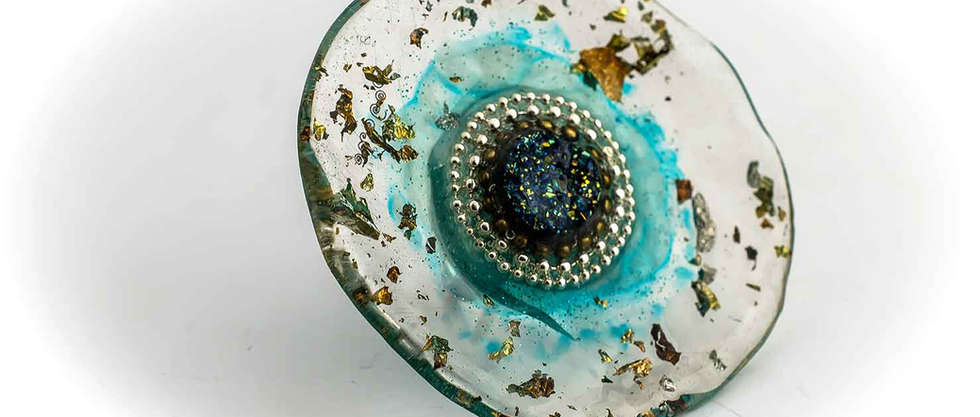 Rings Resin by PAGANE uniques Design (30