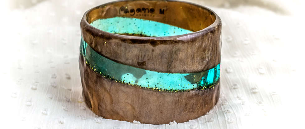 High Resin Bangle By PAGANE uniques (23)
