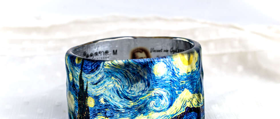 High Resin Bangle By PAGANE uniques (9).